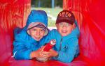 Kindernachmittag mit der Feuerwehr 2012